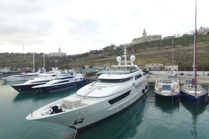 Тенты для морского транспорта
