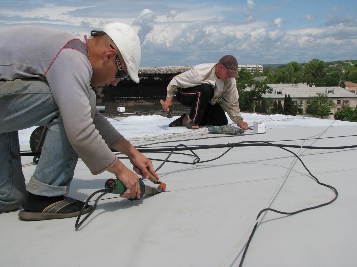 Этажа крыше в второго дома ремонт